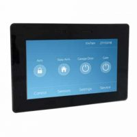 "Crow, 5"" Touch Keypad in Black for Runner"