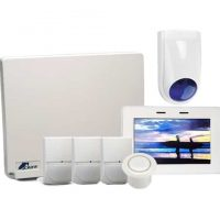 Crow, Runner 16 Panel Touch-Pad KIT, Comes With WHITE TOUCH-Keypad