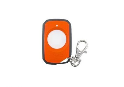 Elsema, FOB43301, 433Mhz 1-Channel Penta Key-Chain Transmitter, With 5 Frequencies
