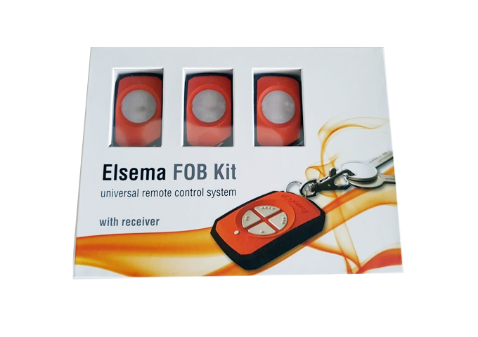 Elsema, Penta Fob Kit, 1 x PCR43301RE, 3 x FOB43301