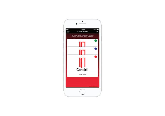 Farpointe Data, CMC-2, Conekt Mobile Access Credential
