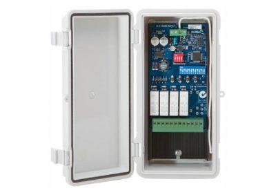 Elsema, PCR43304R, 4 Channel Penta Series 433MHz Receiver