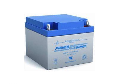 12V 26-AH, Sealed Lead-Acid Battery