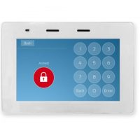 "Crow, KP-Touch Screen Keypads WHITE, 5"" Full Colour display for Runner Panels"
