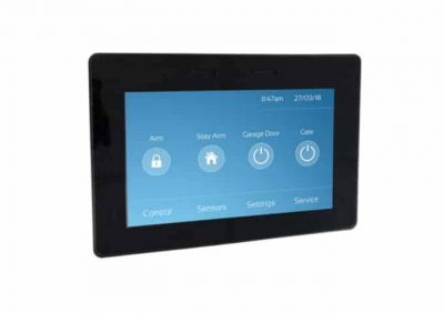 """Crow, KP-Touch Screen Keypads Black, 5"""" Full Colour Display For Runner Panels"""