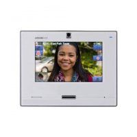 "Aiphone, IX-MV7-W, 7"" Colour display Master Station - White"