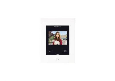 "Aiphone, JS-1HD, 3.5"" Handsfree Video KIT Sub Station"