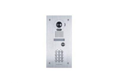 Aiphone, JP-DVF, KEYPAD Video Flush Mount Stainless Steel Door Station For JO
