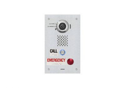 Aiphone, IX-DVF-2RA, EMERGENCY Video Door Station, With Emergency Call Button