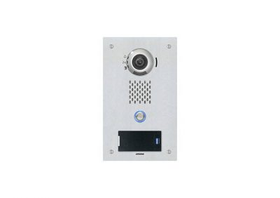 Aiphone, IX-DVF-P, Vandal Res Colour Video Door Station, Flush Mount, For Readers