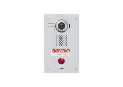 Aiphone, IX-DVF-RA, EMERGENCY Video Door Station