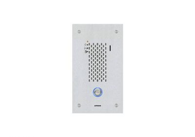 Aiphone, IX-SSA, Audio Door Station, Flush Mount Stainless Steel