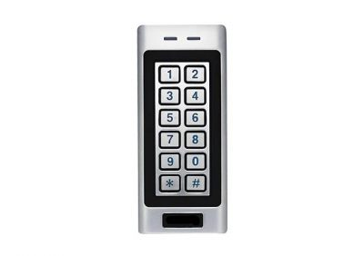 Secukey, K4, Standalone Metal Backlit Pin & Prox Card