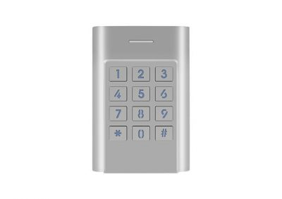 Secukey, K5, Standalone Metal Backlit Pin Only
