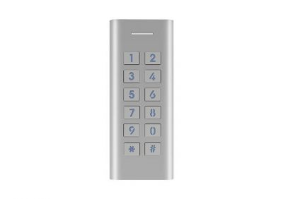 Secukey, K6, Standalone Metal Backlit Pin Only