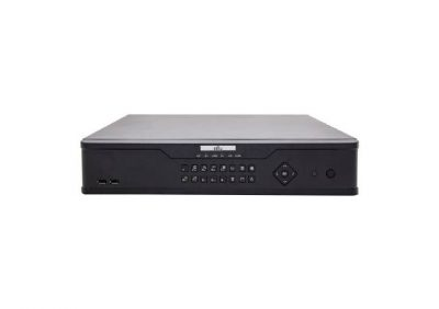 UNV, NVR308-64EB-4TB, NVR 64CH 8SATA With 4TB