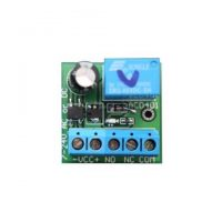 PSS, REL04, Basic Relay Board, 8-24v AC/DC Output (NC-Com-NO)