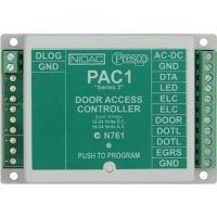 Presco, PAC-1 Single Door Access Controller Decoder