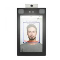 ZKTeco, ProFace-X (CH/TD), Robust Facial Recognition Fever Detection Terminal Used With Speed Gates Turnstile
