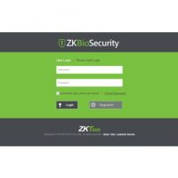 ZKTeco, ZKBioSecurity 3.0 App 1 User - Basic