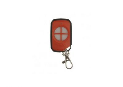 Elsema, FOB43304, 4-Channel Penta Key-Chain Transmitter, With 5 frequencies, 433MHz