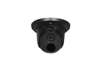 UNV, IPC3615-ADUPF28M, Turret 5MP IP67 IR 2.8mm Starlight - Black