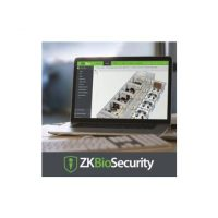 ZKTeco, ZKBS-APP-P5, ZKBioSecurity Security 3.0 App, 5 User Economic