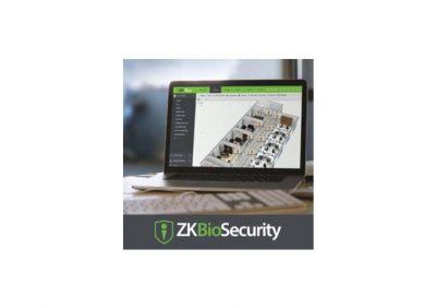 ZKTeco, ZKBS-APP-P5, ZKBioSecurity Security 3.0 App, 5 User Economic