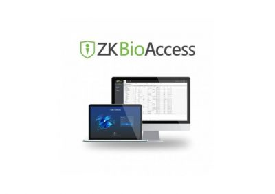 ZKTeco, ZKBA-AC-P25, ZKBioAccess IVS 25 Door License, Max 5,000 Card Holders