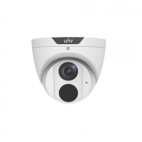 UNV, IPC3615SS-ADF28(40)KM-I0, 5MP LightHunter Deep Learning Dome Network Camera