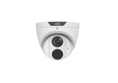 UNV, IPC3615SS-ADF28(40)KM-I0, 5MP LightHunter Deep Learning Dome Network Camera