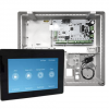Crow, ESL-2 PLAS-10W ESL Planel In Plastic Enclosure With Touch Screen - No Communicator