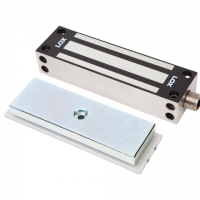 LOX, EM5000, Weather Resistant S/Steel Monitored 630kg Gate Lock with Anti Tamper Plate