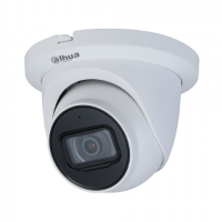 Dahua, IPCHDW2831EMPAS, IP Turret Camera 8MP 2.8mm IR30m Full Metal