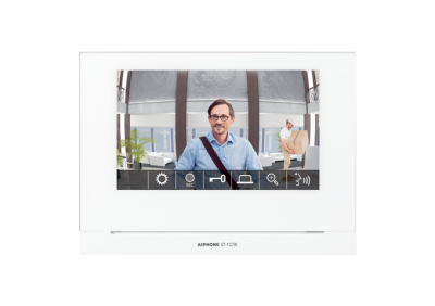 """Aiphone, GT-1C7W, Wifi 7"""" Colour Video Tenant Station"""