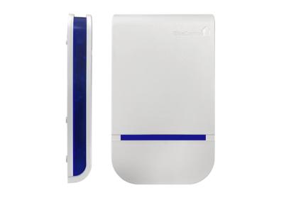 AAP, EC-Siren-W Slimline Combination Siren, UV Stabilised, White