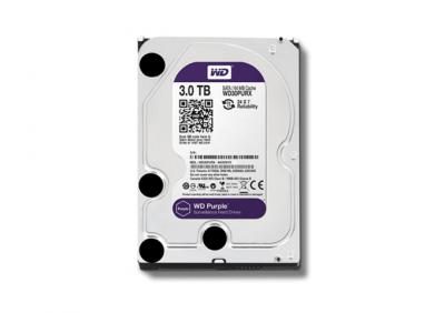 Dahua, WD30PURX, Western Digital HDD 3.5 3TB SATA Surveillance PURZ