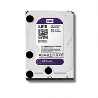 Dahua, WD40PURX, Western Digital HDD 3.5 4TB SATA Surveillance PURZ