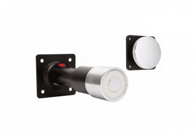 LOX 35770-150, Heavy Duty 12-24VDC Magnetic Door Holder 150mm Extension