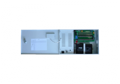 PSS, WB-DC12-4A, 13.5vDC 4 Amp Power Supply In Cabinet