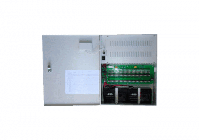 PSS, WB-DC12-24A, 13.5vDC 24 Amp Power Supply In Cabinet