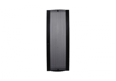 PSS, AD1618, 18RU Vented Metal Front Door (for 18RU A4 Cabinets)