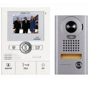 JKS1AEDV Handsfree Colour Intercom Kit with 1x JK1MED, JKDV and power supply