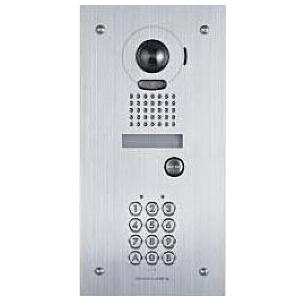 JK-DVFAC Flush Mount Camera with the Keypad
