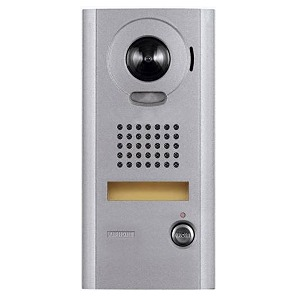 AUD105, IS-DV Surface mount vandal resistant colour video door station